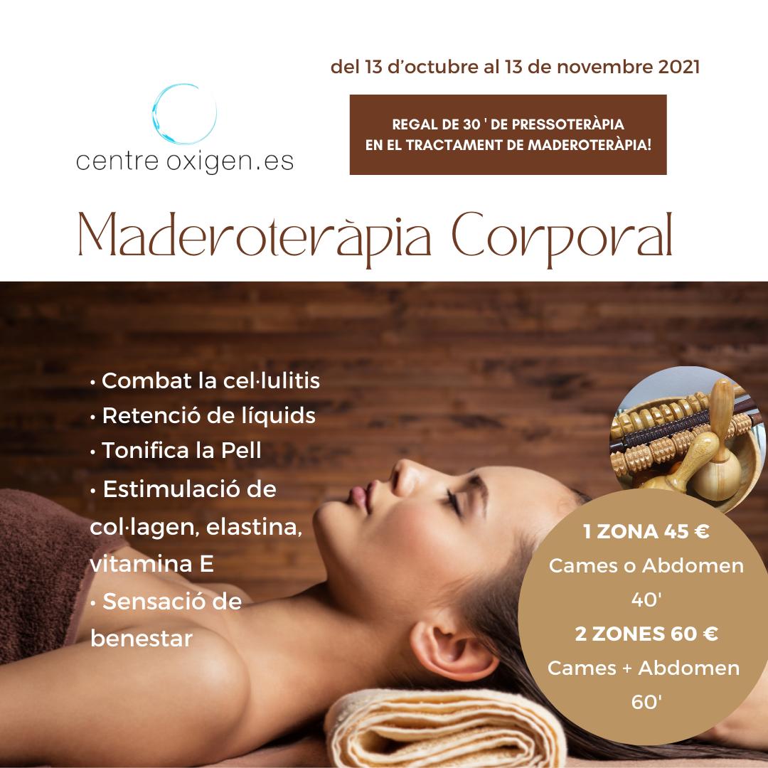 Maderoteràpia Girona